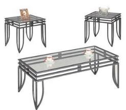 There are so many contemporary and modern style tables and accessories, Its impossible to show them all.
