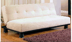 A convertible Couch is great for a Dorm room or first apartment.