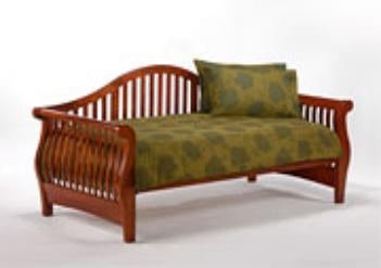 Day Beds Are Available In Many Styles And Colors Of Wood