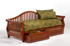Day Bed with optional Drawers